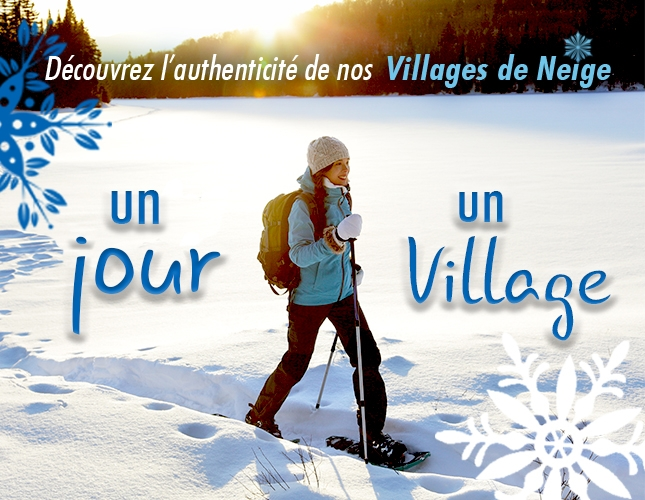 Villages de Neige